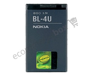 Batteria Originale Nokia BL-4U 1000 mAh Bulk